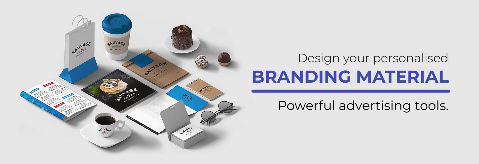 Branding Material
